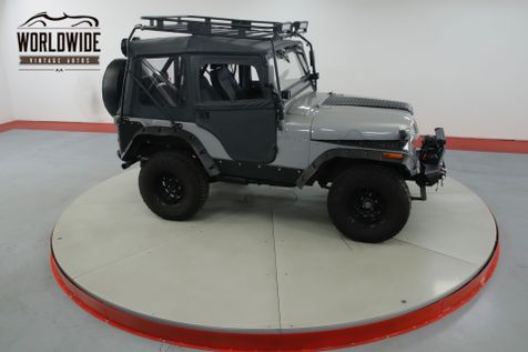 1962 Jeep CJ5  WILLYS. CUSTOM BUILD. 4x4. LED. WINCH  | Denver, CO | Worldwide Vintage Autos in Denver, CO