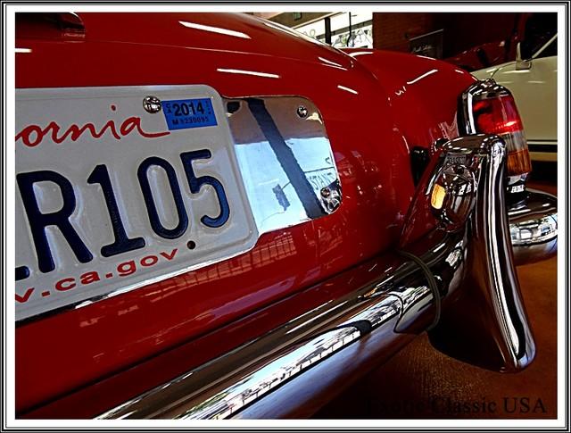 1962 Mercedes-Benz 190SL SL San Diego, California 20