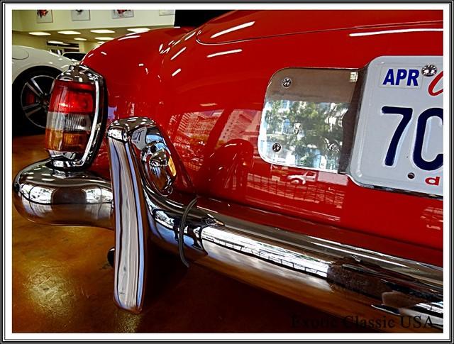 1962 Mercedes-Benz 190SL SL San Diego, California 21