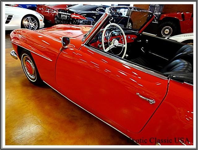 1962 Mercedes-Benz 190SL SL San Diego, California 27