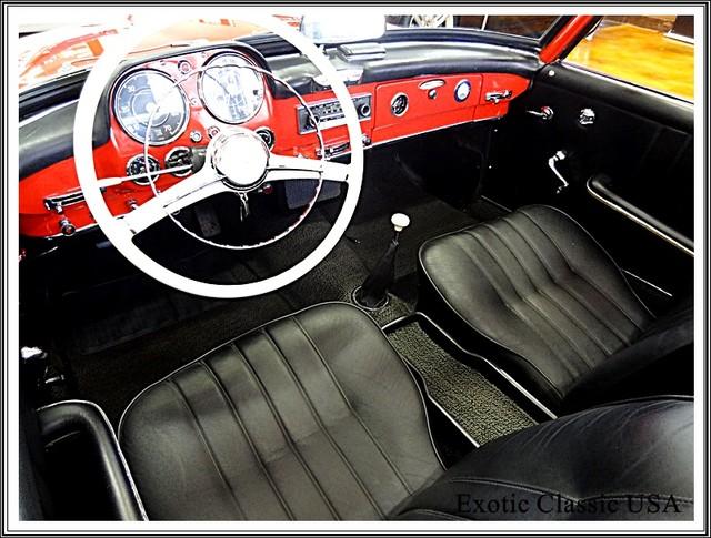 1962 Mercedes-Benz 190SL SL San Diego, California 34