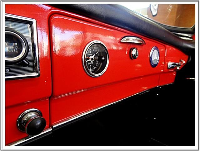 1962 Mercedes-Benz 190SL SL San Diego, California 35