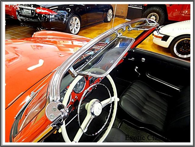 1962 Mercedes-Benz 190SL SL San Diego, California 41
