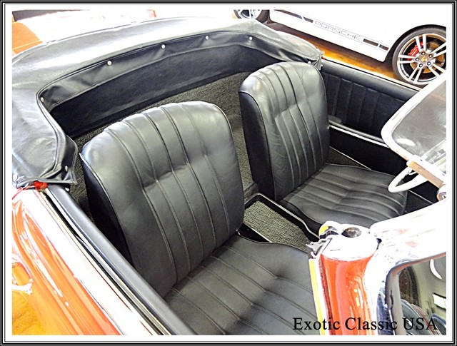 1962 Mercedes-Benz 190SL SL San Diego, California 37