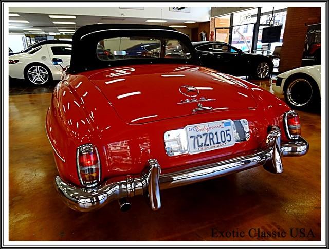 1962 Mercedes-Benz 190SL SL San Diego, California 4