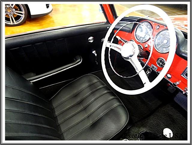 1962 Mercedes-Benz 190SL SL San Diego, California 42