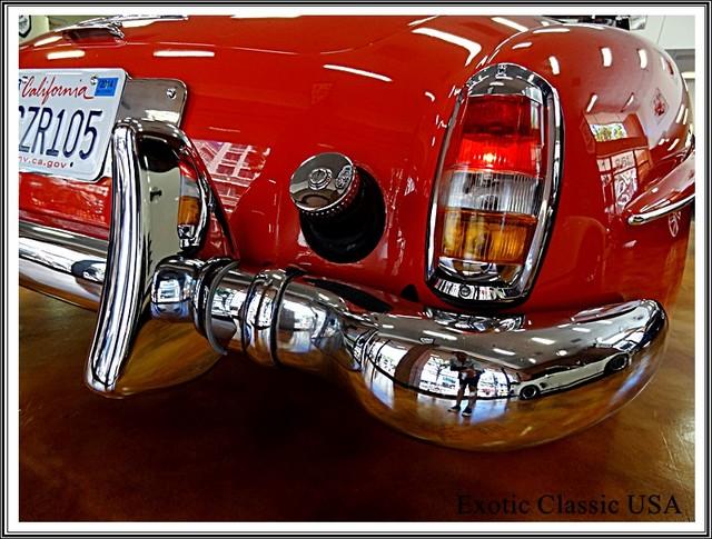 1962 Mercedes-Benz 190SL SL San Diego, California 45