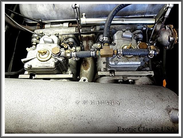1962 Mercedes-Benz 190SL SL San Diego, California 53