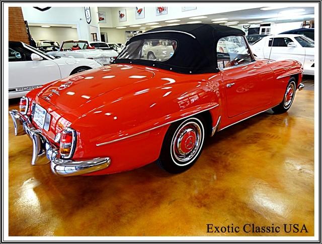 1962 Mercedes-Benz 190SL SL San Diego, California 6