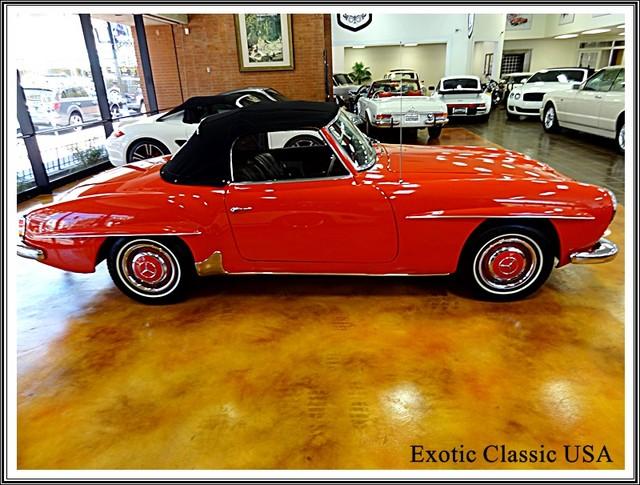 1962 Mercedes-Benz 190SL SL San Diego, California 7