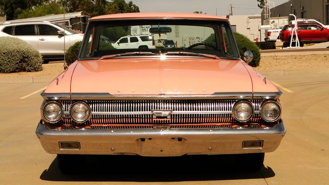 "1962 Mercury MONTEREY 2 DR SPORT COUPE UNRESTORED ""TEABERRY"" Phoenix, Arizona 6"