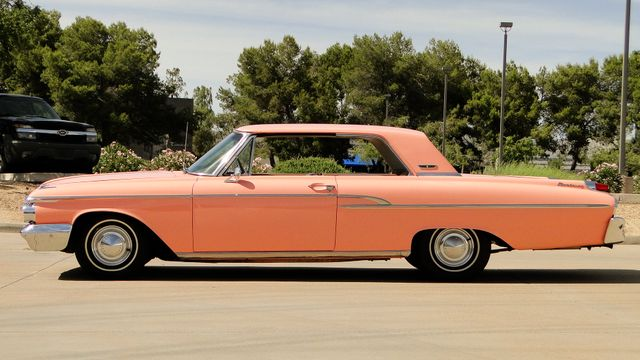 "1962 Mercury MONTEREY 2 DR SPORT COUPE UNRESTORED ""TEABERRY"" Phoenix, Arizona 19"