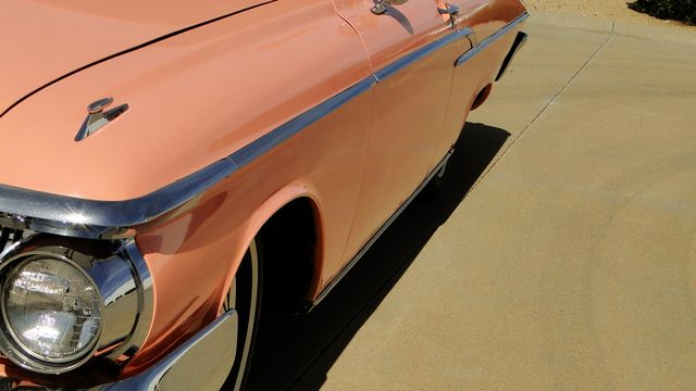 "1962 Mercury MONTEREY 2 DR SPORT COUPE UNRESTORED ""TEABERRY"" Phoenix, Arizona 24"