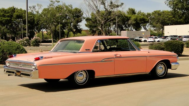 "1962 Mercury MONTEREY 2 DR SPORT COUPE UNRESTORED ""TEABERRY"" Phoenix, Arizona 13"