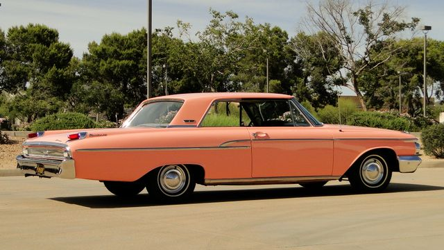 "1962 Mercury MONTEREY 2 DR SPORT COUPE UNRESTORED ""TEABERRY"" Phoenix, Arizona 2"