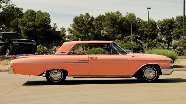 "1962 Mercury MONTEREY 2 DR SPORT COUPE UNRESTORED ""TEABERRY"" Phoenix, Arizona 18"