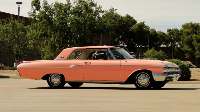 "1962 Mercury MONTEREY 2 DR SPORT COUPE UNRESTORED ""TEABERRY"" Phoenix, Arizona 16"