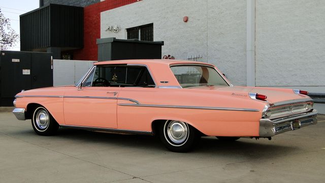"1962 Mercury MONTEREY 2 DR SPORT COUPE UNRESTORED ""TEABERRY"" Phoenix, Arizona 15"