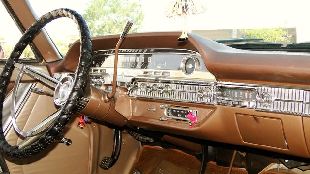 "1962 Mercury MONTEREY 2 DR SPORT COUPE UNRESTORED ""TEABERRY"" Phoenix, Arizona 25"