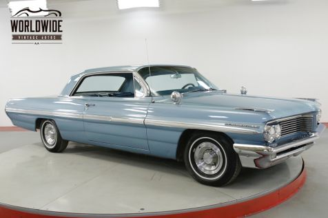 1962 Pontiac BONNEVILLE TRI-POWER V8! RARE COLLECTOR COUPE AUTO PS | Denver, CO | Worldwide Vintage Autos in Denver, CO