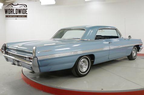 1962 Pontiac BONNEVILLE TRI-POWER V8! RARE COLLECTOR COUPE AUTO PS | Denver, CO | Worldwide Vintage Autos in Denver, CO