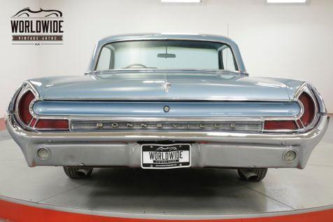 1962 Pontiac BONNEVILLE TRI-POWER V8! RARE COLLECTOR COUPE AUTO PS   Denver, CO   Worldwide Vintage Autos in Denver, CO