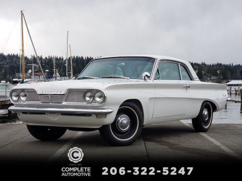 1962 Pontiac Tempest LeMans 2 Door Hardtop  Only 87,000 Original Miles IMMACULATE! in Seattle