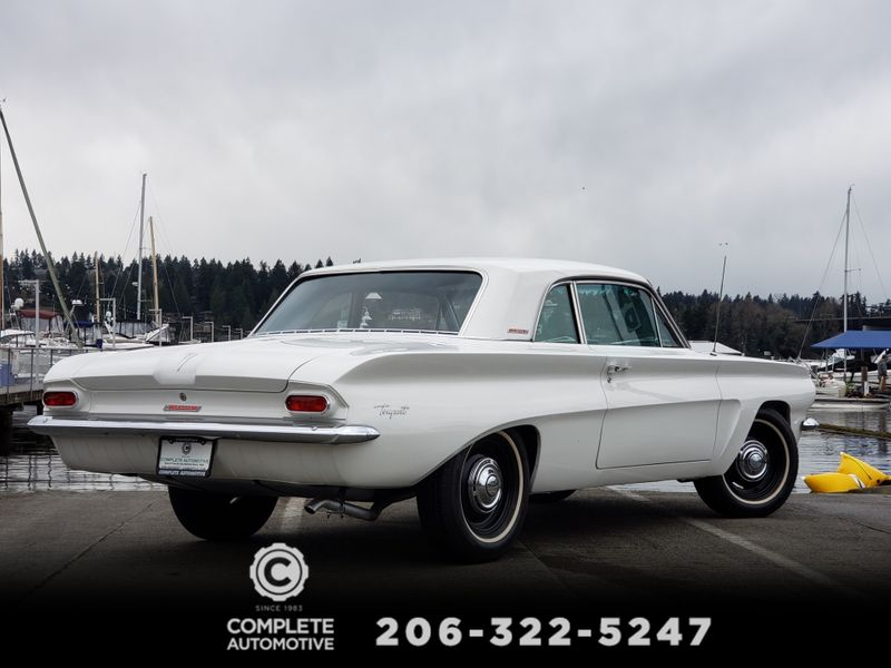 1962 Pontiac Tempest LeMans 2 Door Hardtop  Only 87000 Original Miles IMMACULATE  city Washington  Complete Automotive  in Seattle, Washington