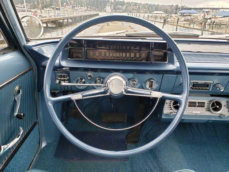 1962 Pontiac Tempest LeMans 2 Door Hardtop  Only 87000 Original Miles IMMACULATE  city Washington  Complete Automotive  in Seattle, Washington