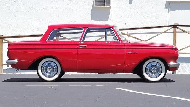 1962 Rambler AMERICAN DELUXE 6 CYL AUTOMATIC 2 DR SPORT COUPE Phoenix, Arizona 7