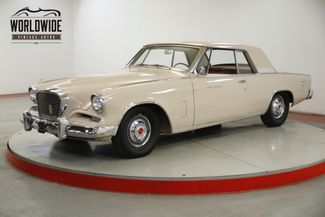 1962 Studebaker GRAN TURISMO GT HAWK V8! CO CAR 4 SPEED w/OD COLLECTOR | Denver, CO | Worldwide Vintage Autos in Denver CO