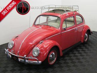 "1962 Volkswagen BEETLE ""AC"" SUNROOF in Statesville, NC 28677"