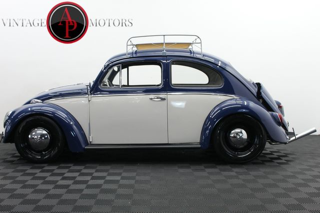 1962 Volkswagen BEETLE TYPE 1 SHOW CAR