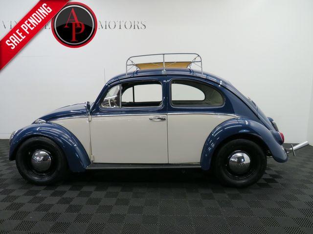 1962 Volkswagen BEETLE TYPE 1 SHOW CAR