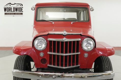 1962 Willys WAGON  GREAT DRIVER HURRICANE MOTOR 4X4 | Denver, CO | Worldwide Vintage Autos in Denver, CO