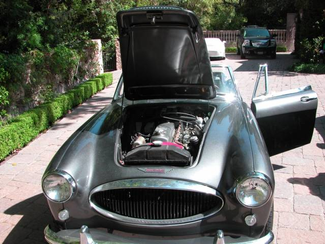 1963 Austin Healey 3000 Mark II Fully Restored  city California  Auto Fitness Class Benz  in , California