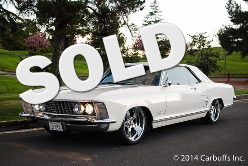 1963 Buick Riviera Street Rod | Concord, CA | Carbuffs