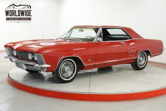 1963 Buick RIVIERA  401 NAILHEAD V8 AUTO PW PS PB  | Denver, CO | Worldwide Vintage Autos in Denver CO