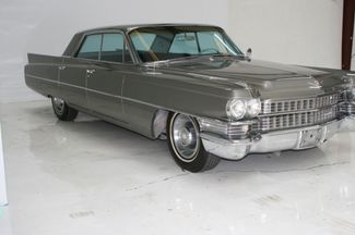 1963 Cadillac Series 62 Houston, Texas