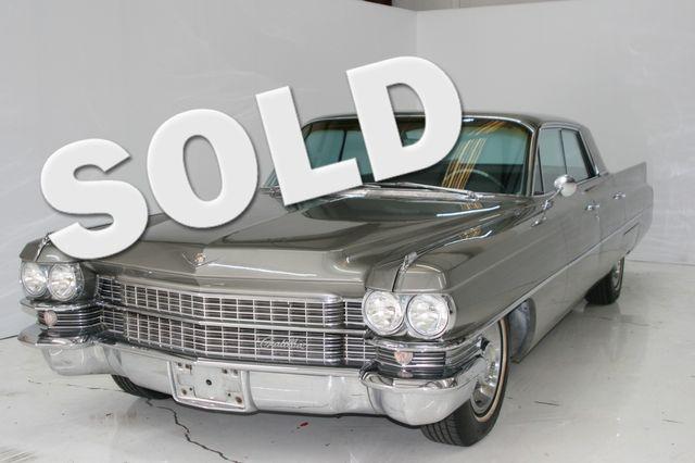 1963 Cadillac Series 62 Houston, Texas 3
