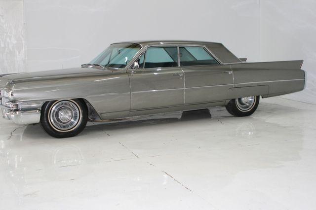 1963 Cadillac Series 62 Houston, Texas 1