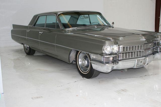 1963 Cadillac Series 62 Houston, Texas 0