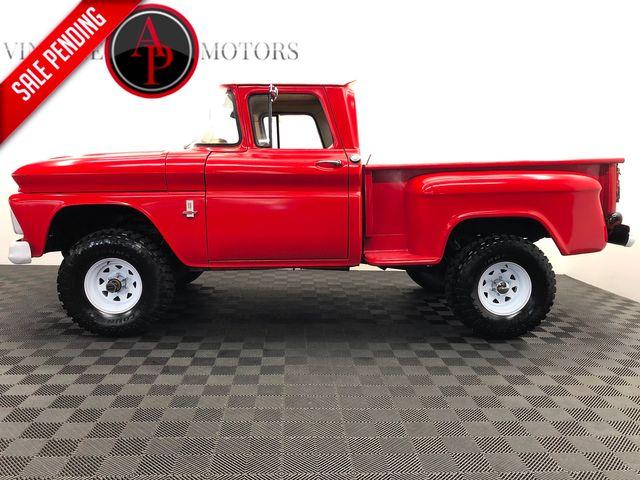 1963 Chevrolet K10 4X4 4SPED SHORT BED