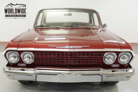 1963 Chevrolet BISCAYNE POWERFUL 350, POWER STEERING, NEWER PAINT | Denver, CO | Worldwide Vintage Autos in Denver, CO