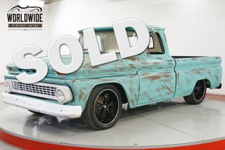 1963 Chevrolet C10 FUEL INJECTED LS! RESTOMOD PATINA AIR RIDE | Denver, CO | Worldwide Vintage Autos in Denver CO