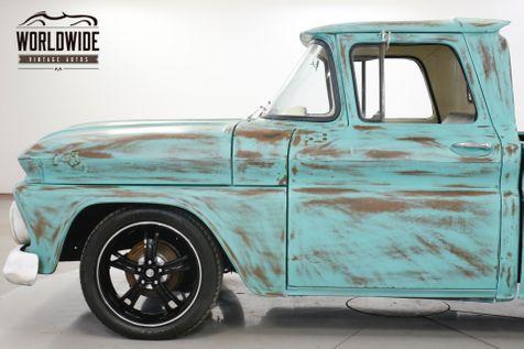 1963 Chevrolet C10 FUEL INJECTED LS! RESTOMOD PATINA AIR RIDE | Denver, CO | Worldwide Vintage Autos in Denver, CO