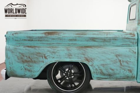 1963 Chevrolet C10  FUEL INJECTED LS! RESTOMOD PATINA AIR RIDE MUSTSEE | Denver, CO | Worldwide Vintage Autos in Denver, CO