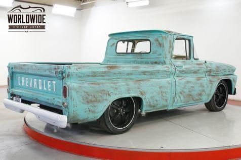 1963 Chevrolet C10 FUEL INJECTED LS! RESTOMOD PATINA AIR RIDE   Denver, CO   Worldwide Vintage Autos in Denver, CO