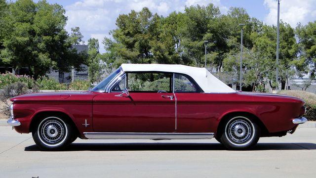 "1963 Chevrolet CORVAIR MONZA 500  CONVERTIBLE ""REALITY TV SHOW CAR!! Phoenix, Arizona 9"