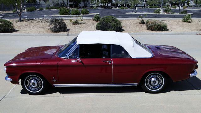 "1963 Chevrolet CORVAIR MONZA 500  CONVERTIBLE ""REALITY TV SHOW CAR!! Phoenix, Arizona 15"